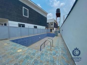 Large 4 Bedrooms Duplex with Furnished Kitchen (6 Months Spread), Crown Terraces, Inside Crown Estate, Sangotedo, Ajah, Lagos, Terraced Duplex for Sale