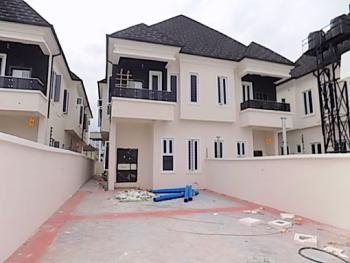 Large Compound 4 Bedrooms Semi Detached with Bq in a Gated Estate, 2nd Tollgate, Lekki, Lagos, Semi-detached Duplex for Sale