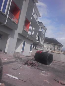 Superb Brand New 4 Bedroom Terrace Duplex with Bq, Ikate, Lekki, Lagos, Terraced Duplex for Rent