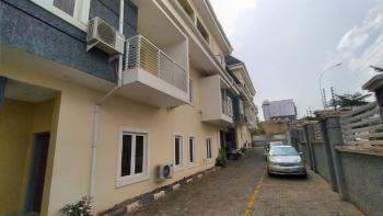 5 Bedroom Terrace Duplex with Bq, Guzape District, Abuja, Terraced Duplex for Rent