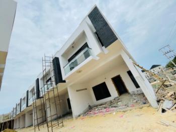 Top Notch Luxury 4 Bedrooms Terraced Duplex in an Estate, 2nd Lekki Tollgate, Lekki, Lagos, Terraced Duplex for Sale