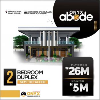 Acquire Fully Smart and Automated Home, Watchtower Road, Bogije, Ibeju Lekki, Lagos, Semi-detached Duplex for Sale