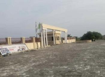 Gated and Fenced Estate Land with Good Title, Abijo Gra, Abijo, Lekki, Lagos, Residential Land for Sale
