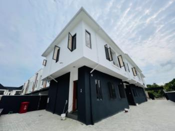 Newly Built Luxury 3 Bedrooms Terraced Duplex with 24 Hours Electricity, Chevron, Lekki, Lagos, Terraced Duplex for Sale