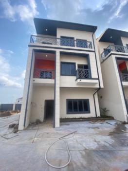 Premium 4 Bedroom Terrace, Guzape District, Abuja, Terraced Duplex for Sale