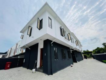 Newly Built Luxury 3 Bedroom Terraced Duplex for Grabs., Chevron, 2nd Tollgate, Lekki Phase 2, Lekki, Lagos, Flat for Sale