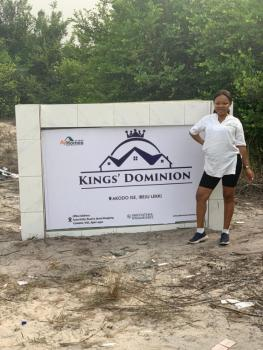 Topnotch 100% Dry Land in a Well Developed Environment., Secure 5, Get 1 for Free, Akodo Ise, 3 Minutes From La Campagne Beach, Ibeju Lekki, Lagos, Mixed-use Land for Sale