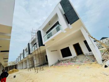 Well Spacious 4 Bedroom Terrace Duplex, Chevron, Lekki, Lagos, Terraced Duplex for Sale