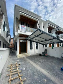 Newly Built 4 Bedroom Semi Detached House, Oral Estate Extension, Lekki Expressway, Lekki, Lagos, Semi-detached Duplex for Rent