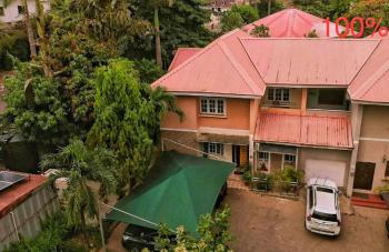 Serene and Secured Luxury 4 Bedroom Semi Detached Duplex+ 5 Room Bq, Ptf Quarters Off Ademola Adetokumbo Street, Wuse 2, Abuja, Semi-detached Duplex for Sale
