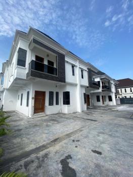 Newly Built 4 Bedroom Semi Detached, Oral Estate Extension, Lekki Expressway, Lekki, Lagos, Semi-detached Duplex for Sale