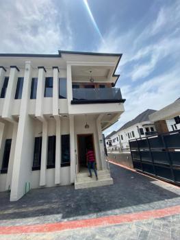 Newly Built 4 Bedroom Semi Detached, Oral Estate, Lekki Expressway, Lekki, Lagos, Semi-detached Duplex for Rent