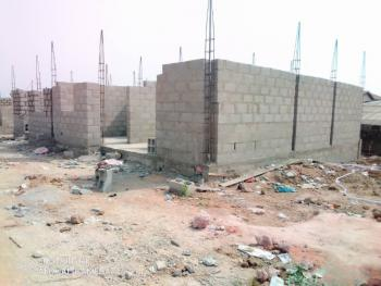 3 Bedroom Apartment with a Bq in a Developed Area, Magboro, Ogun, Block of Flats for Sale