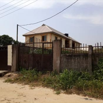 4 Unit of Well Finished 2bedroom, Taofeek Hassan Str, Awobo Estate., Igbogbo, Ikorodu, Lagos, Block of Flats for Sale