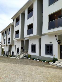 4 Bedroom Terrace Duplex with Bq, Katampe, Abuja, Terraced Duplex for Sale