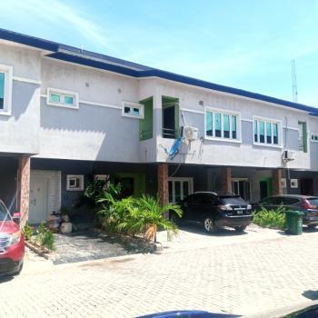 Luxurious 4 Bedrooms Terrace Duplex with B Q, Horizon Estate, Ikate, Lekki, Lagos, Terraced Duplex for Rent