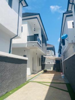 5 Bedroom Fully Detached Duplex with a Room Bq!! ., Chevron Alternative, Lekki Phase 1, Lekki, Lagos, Detached Duplex for Sale
