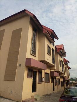 3 Bedrooms Terrace Duplex, Omole Phase 2, Ikeja, Lagos, Terraced Duplex for Rent