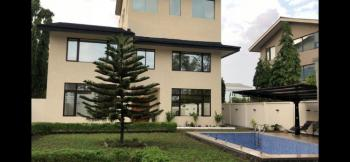 Luxury 5 Bedroom Detached House with 2 Rooms Bq Plus Swimming Pool, Banana Island, Ikoyi, Lagos, Detached Duplex for Rent