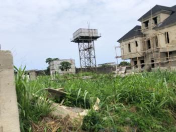 658sqm Plot with Foundation, Pearl Gardens Estate, Sangotedo, Ajah, Lagos, Residential Land for Sale