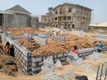 Luxury 4 Bedrooms Semi Detached Duplex, Sabon Lugbe, Lugbe District, Abuja, Semi-detached Duplex for Sale