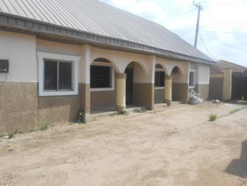 2 Bedroom with Suspended Ceiling, Maitama Market Axis, Kubwa, Abuja, Flat for Rent
