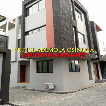 Direct Cash Ready Clients Only - Reasonably Priced New Detached, Central Ikoyi, Old Ikoyi, Ikoyi, Lagos, Detached Duplex for Rent