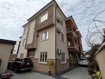 Luxury 2 Bedroom Flat with Acs in a Quiet Estate, Gated Estate, Agungi, Lekki, Lagos, Flat for Rent