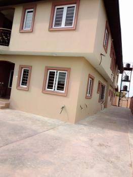 2 in a Com Brand New 3 Bedrooms Executive Luxury Apartment with a Bq, in a Secured Estate Around Abraham Adesanya Estate, Ajah, Lagos, Flat for Rent
