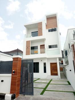 Contemporary and Exquisite Built 5 Bedroom Detached Duplex with Pool, Ajah, Lekki, Lagos, Detached Duplex for Sale