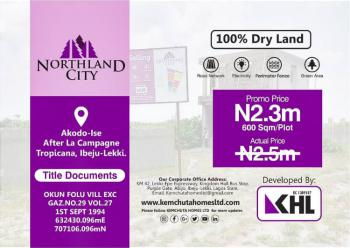 Dry Plot of Land, Akode Ise, After La Campagne Tropicana, Ibeju, Lagos, Mixed-use Land for Sale