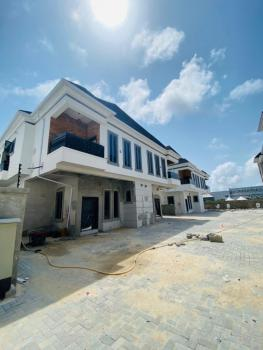 4 Bedroom Semi-detached Duplex with a Room Bq, Orchid, Ikota, Lekki, Lagos, Semi-detached Duplex for Sale