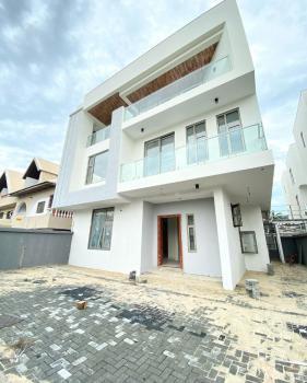 Newly Built 5 Bedrooms Semi -detached Houses;, Lekki Phase 1, Lekki, Lagos, Semi-detached Duplex for Sale