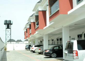 Serviced World Class 4 Bedrooms Luxury Terraced Duplex, Chevron Conservation, Lekki, Lagos, Terraced Duplex for Sale