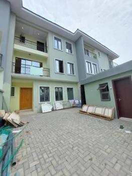 Brand New Self Serviced  4 Bedroom Terrace Duplex with a Bq;, Parkview Estate, Ikoyi, Lagos, Terraced Duplex for Rent