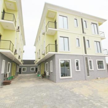 Newly Built  4 Bedrooms Detached House with Servant Quarter, Off Whitesand Street, Lekki Phase 1, Lekki, Lagos, Detached Duplex for Sale