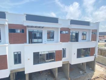 Luxury Built 4 Bedroom Terrace with a Bq, Ologolo, Lekki Phase 1, Lekki, Lagos, Terraced Duplex for Sale