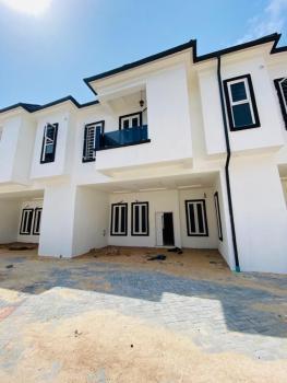 4 Bedrooms Terraced Duplex with a Room Bq, Orchid, Ikota, Lekki, Lagos, Terraced Duplex for Sale
