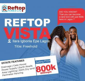 a Residential Land, Ilara, Igbonla, Epe, Lagos, Residential Land for Sale