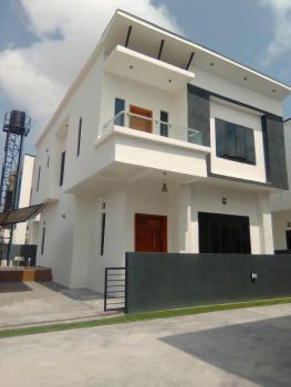 Newly Built 4 Bedrooms Fully Detached with Swimming Pool, Bq, Ajah, Lagos, Detached Duplex for Sale