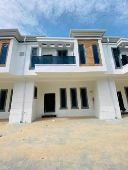 4 Bedroom Terrace Duplex with a Room Bq, Orchid, Ikota, Lekki, Lagos, Terraced Duplex for Rent