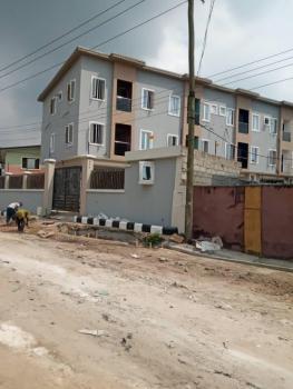 a Terraced 4 Bedroom Duplex Plus a Room Bq, Basheer Augusto Street, Off Bode Thomas, Surulere, Lagos, Terraced Duplex for Sale