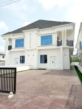 Luxury Built and Exquisite Finished 4 Bedroom Duplex with Pool, Ajah, Lagos, Semi-detached Duplex for Sale