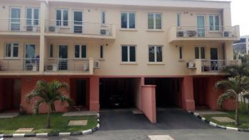 Luxury 3 Bedroom Terrace Duplex with 2 Rooms Bq, Maitama Height, Maitama District, Abuja, Terraced Duplex for Rent