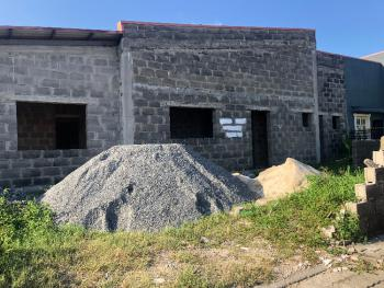 3 Bedroom Bungalow Carcass, Mayfair Estate, Awoyaya, Ibeju Lekki, Lagos, Semi-detached Bungalow for Sale