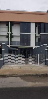 an Open Space 4 Bedroom Maisonette, Muri Okunola Street, Victoria Island (vi), Lagos, Terraced Duplex for Sale