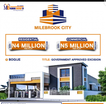 Milebrook City, Bogije, Ibeju Lekki, Lagos, Residential Land for Sale