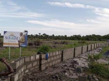 Most Affordable Estate Land That Is Free From Government Acquisition, Shares Neighbourhood with  Popular La Campagne Tropicana Beach Resort, Ode Omi, Ibeju Lekki, Lagos, Mixed-use Land for Sale