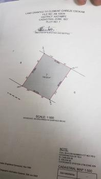 Land with Carcass, Katampe, Abuja, Residential Land for Sale