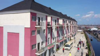 Exciting Two Bedroom Flats on The Mainland, Lagoon View Estate, Yaba, Lagos, Flat for Sale